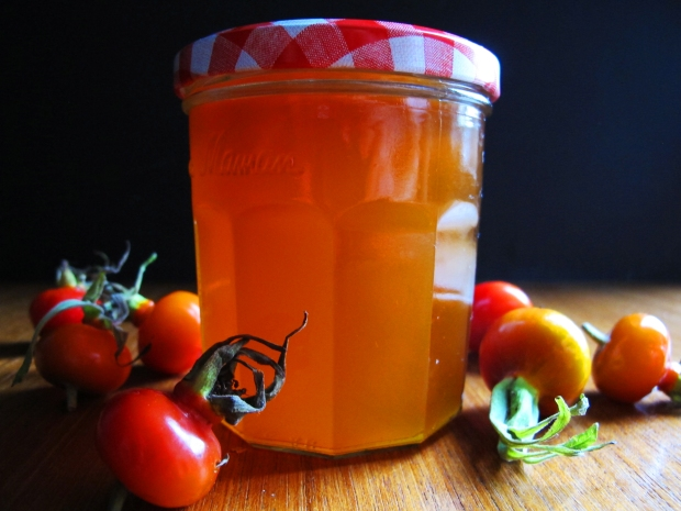 Rose hip jelly (nypongelée) | semiswede