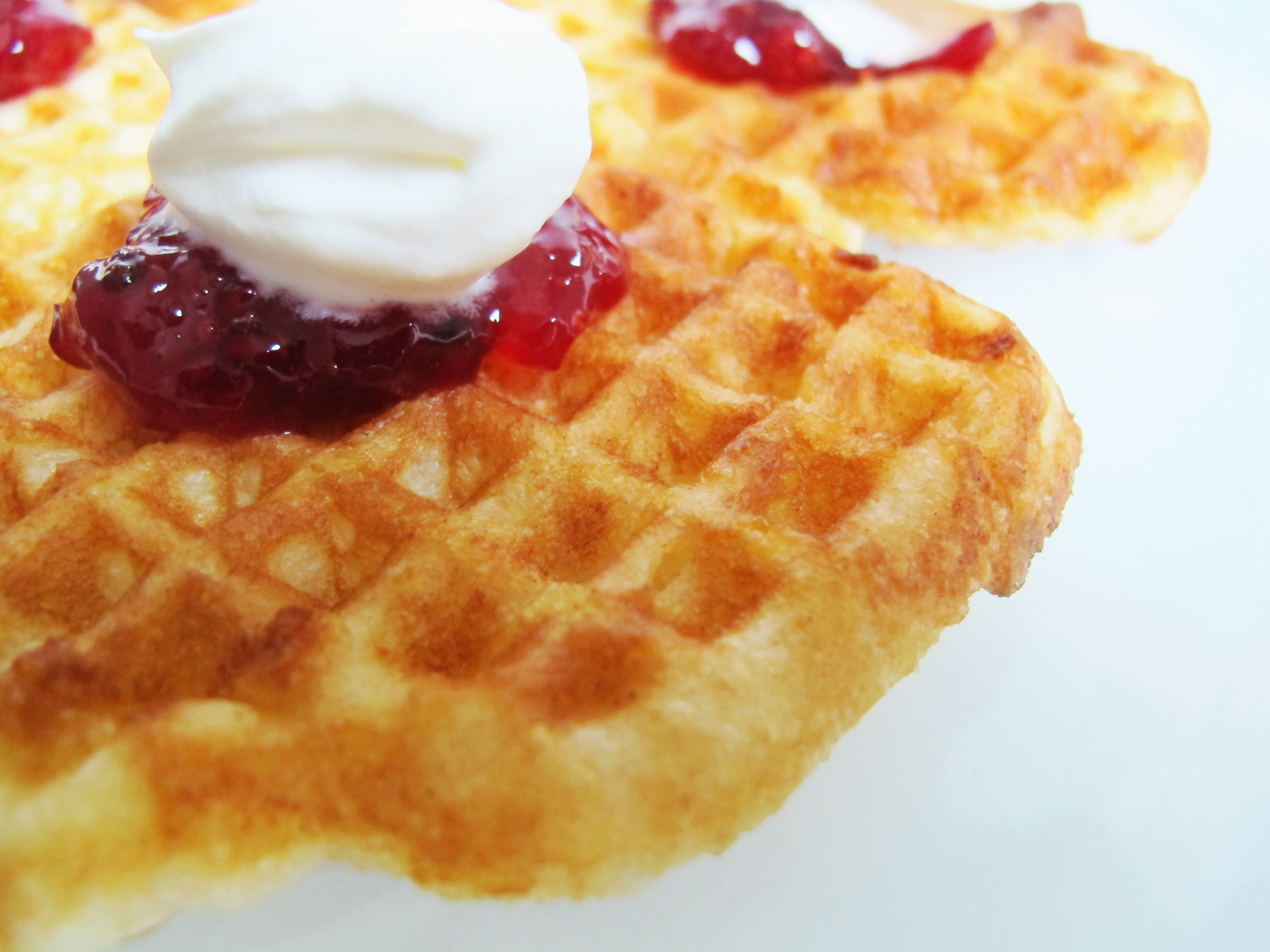 Waffles + The Annunciation = Waffle Day | semiswede